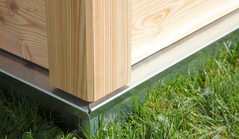 hochbeet aus massivholz hochbeete aus gebirgsl rche hochbeet aus holz ebay. Black Bedroom Furniture Sets. Home Design Ideas