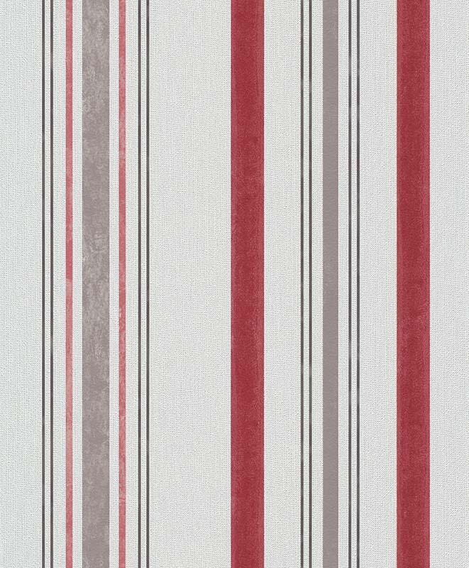 papier peint non tiss erismann claire 6430 06 ray bande. Black Bedroom Furniture Sets. Home Design Ideas