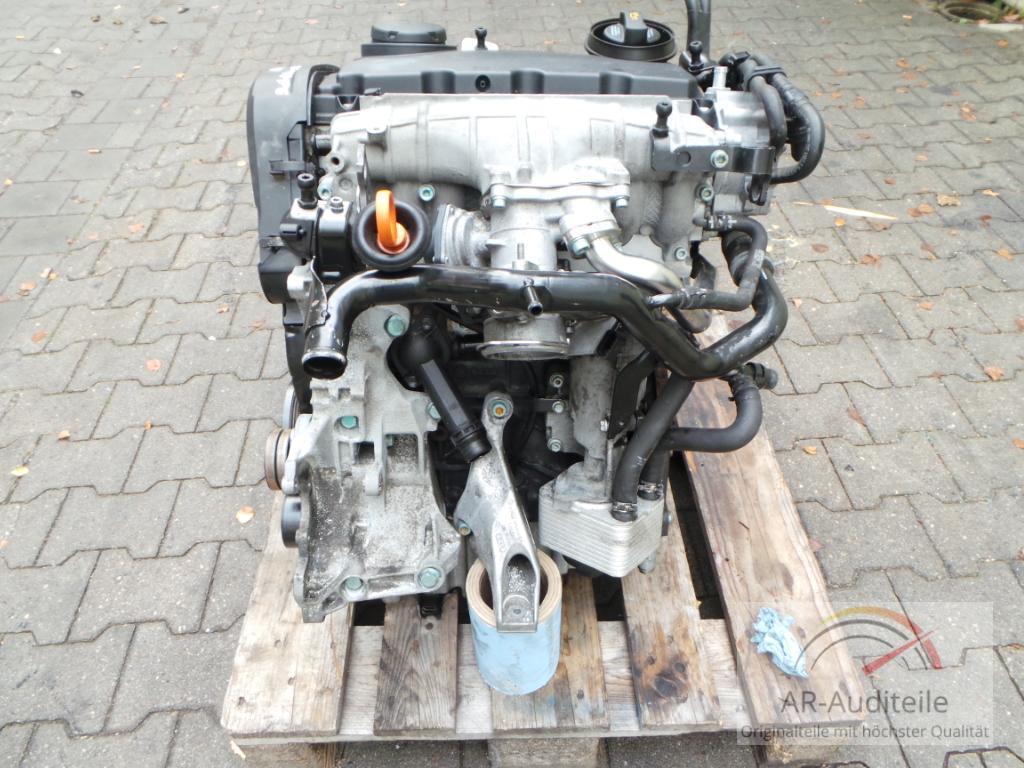 audi a4 b7 motor engine 2 0 tdi blb 103 kw 140 ps 127 tkm