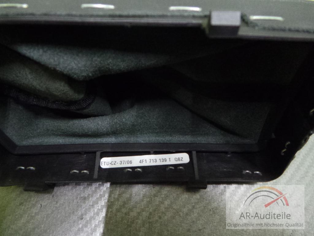 audi a6 4f automatik schaltknauf leder schwarz 4f1713139t 4f1713141t. Black Bedroom Furniture Sets. Home Design Ideas