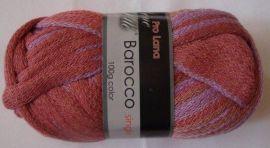 Pro Lana Barocco Single Rüschengarn 100g Fb.01 red-rose wool (49.50 ? per kg)