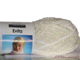 Wool Schachemayr Evita 100g Fb.wollweiß 2 Fancy Scarf (87.30 ? per kg)