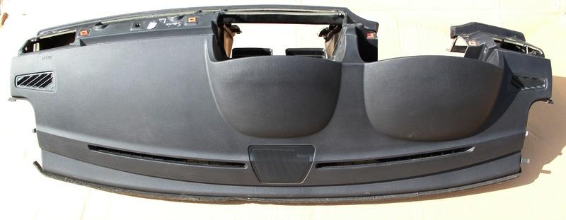 bmw 7er e65 e66 armaturenbrett cockpit leder ebay. Black Bedroom Furniture Sets. Home Design Ideas