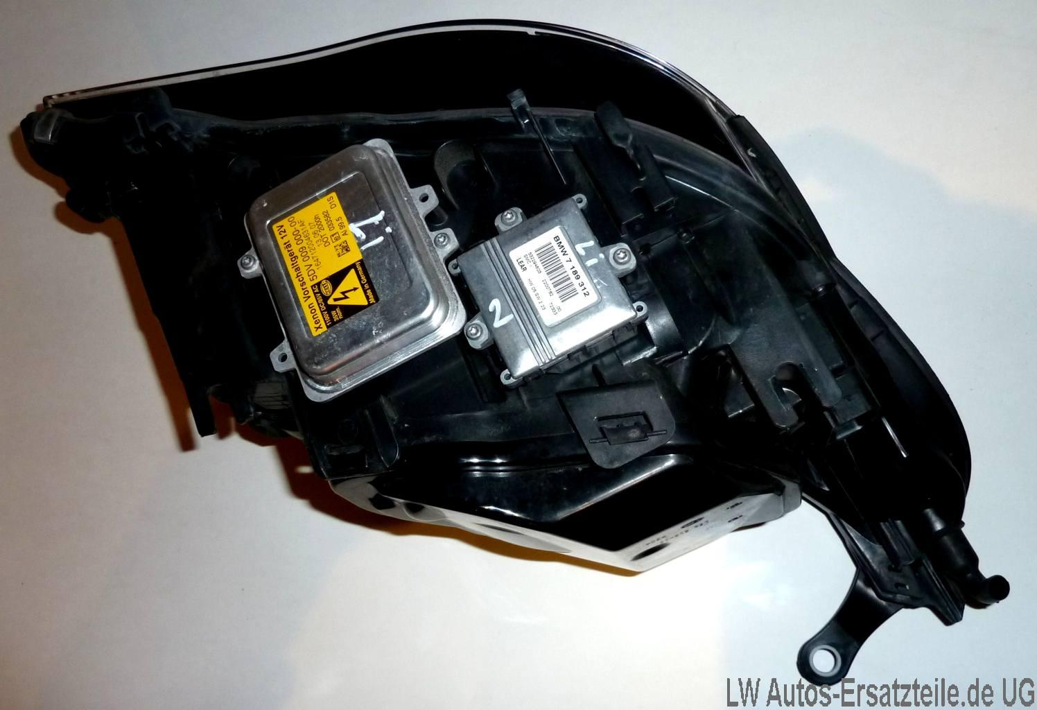 bmw e60 e61 scheinwerfer kurvenlicht bi xenon facelift. Black Bedroom Furniture Sets. Home Design Ideas