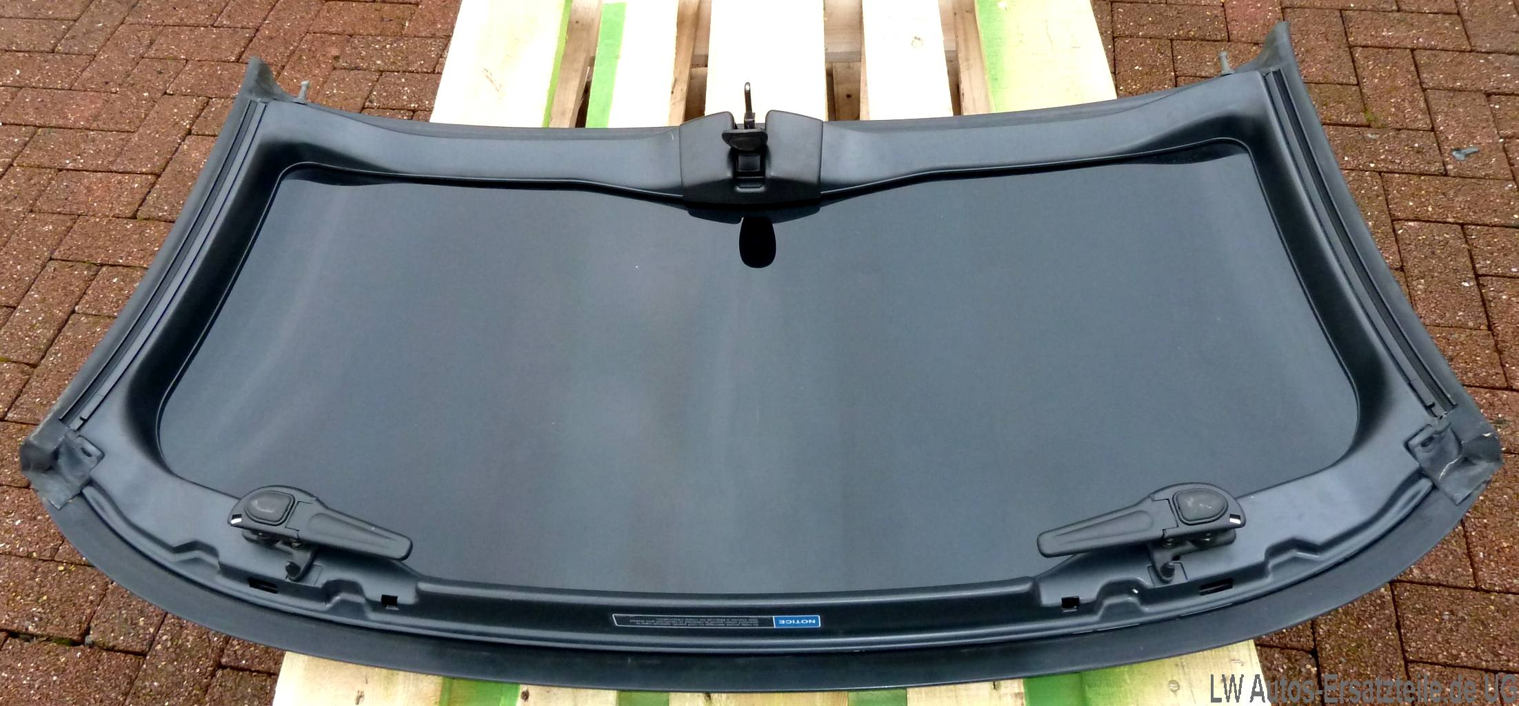 corvette c5 targa glasdach glass targadach ebay. Black Bedroom Furniture Sets. Home Design Ideas