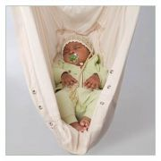 NONOMO® Babywiege | Federwiege | Babyhängematte
