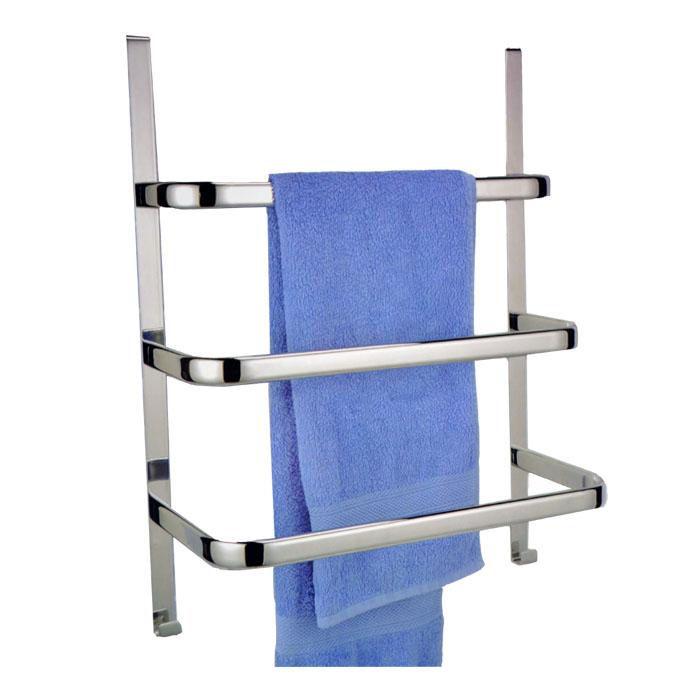 handtuchhalter handtuchst nder handtuchstange f r t r badregal t rregal 33128 ebay. Black Bedroom Furniture Sets. Home Design Ideas