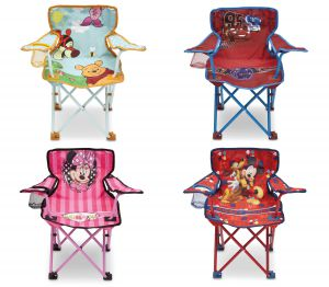 campingstuhl kinder klappstuhl stuhl gartenstuhl faltstuhl angelstuhl disney ebay. Black Bedroom Furniture Sets. Home Design Ideas