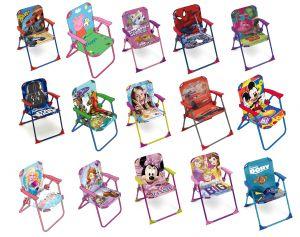 klappstuhl campingstuhl gartenstuhl faltstuhl kinder camping garten stuhl ebay. Black Bedroom Furniture Sets. Home Design Ideas