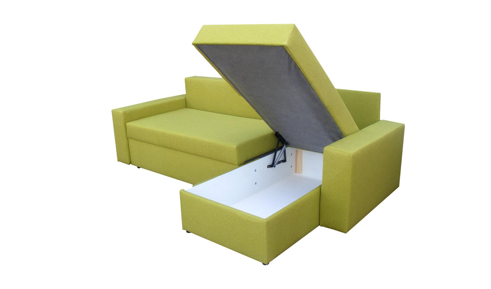 Eckcouch polsterecke mit schlaffunktion bettkasten sofa for Eckcouch mit bettkasten