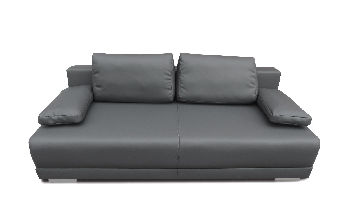 schlafsofa sofa alma mit bettkasten und federkern farb und stoffwahl ebay. Black Bedroom Furniture Sets. Home Design Ideas