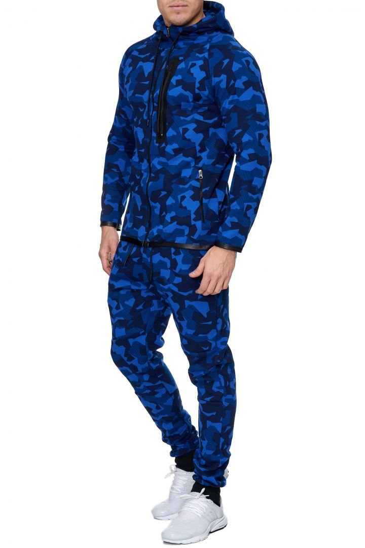 herren camouflage army jogginganzug jogging hose jacke sportanzug military ebay. Black Bedroom Furniture Sets. Home Design Ideas