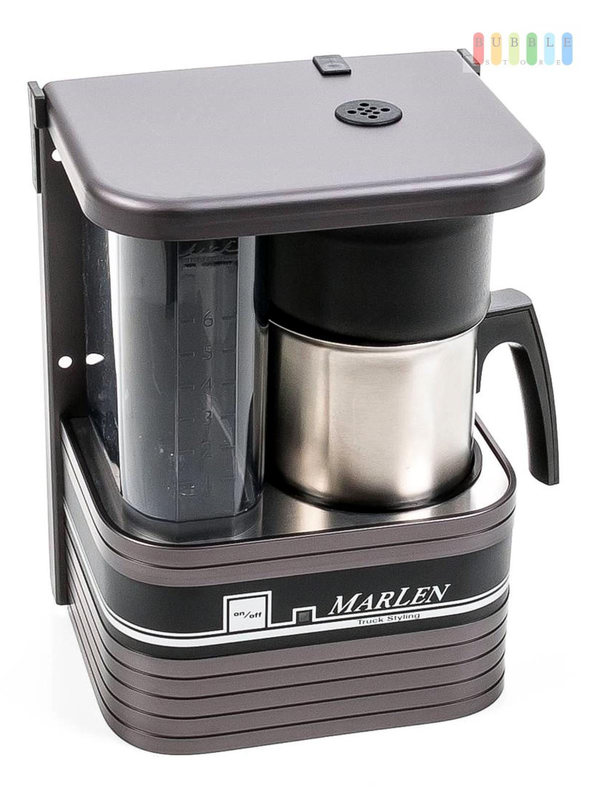 marlen kirk kaffeemaschine 6 tassen kaffee lkw truck. Black Bedroom Furniture Sets. Home Design Ideas
