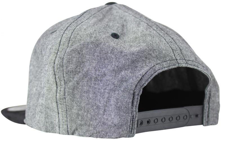 Muhaggl Trachten Snapback Cap Grau-Schwarz Bayerisch Mütze Hut ...