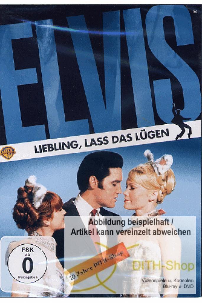 Elvis liebling lass das l gen dvd video ebay - Liebling englisch ...