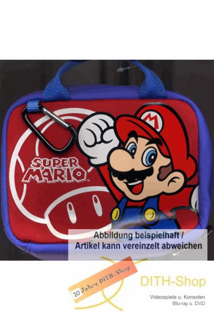 tasche super mario multi travel f r 3ds xl nintendo 3ds. Black Bedroom Furniture Sets. Home Design Ideas