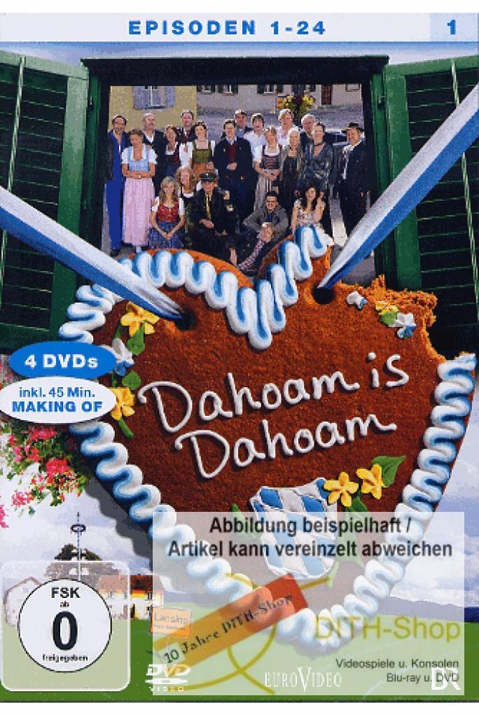 Dahoam Is Dahoam 2. Staffel