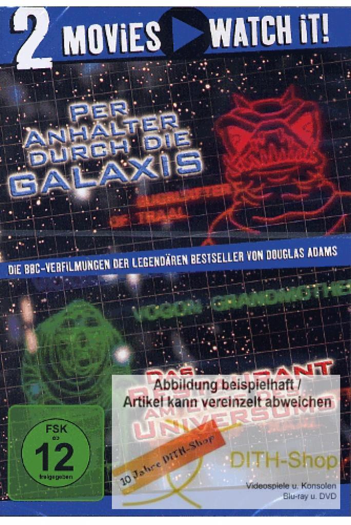 Per Anhalter Durch Die Galaxis Bbc