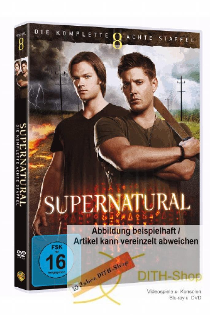 supernatural staffel 8 deutsch