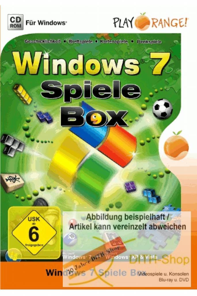 spiele windows 7 kostenlos