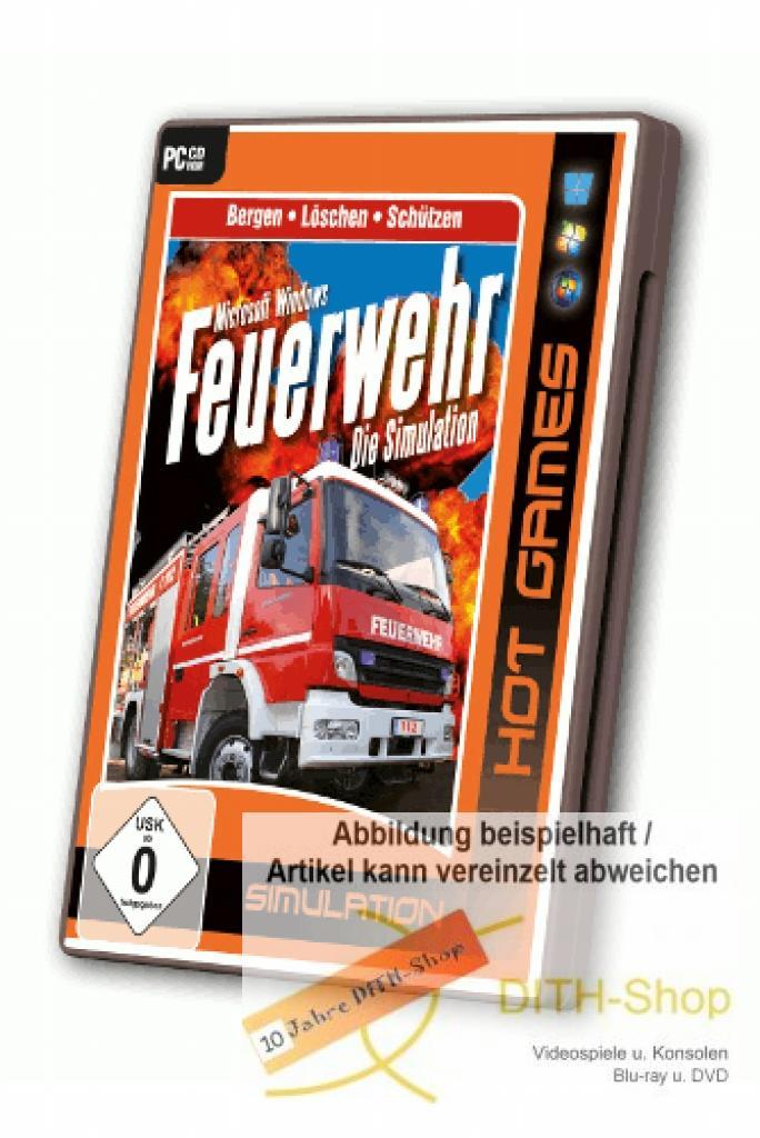 Feuerwehr Simulator (Hot Games) (PC Spiele) | eBay