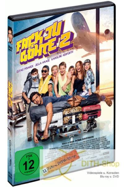 fuk you goethe 2 dvd