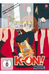 K-On! - The Movie  (DVD Video)
