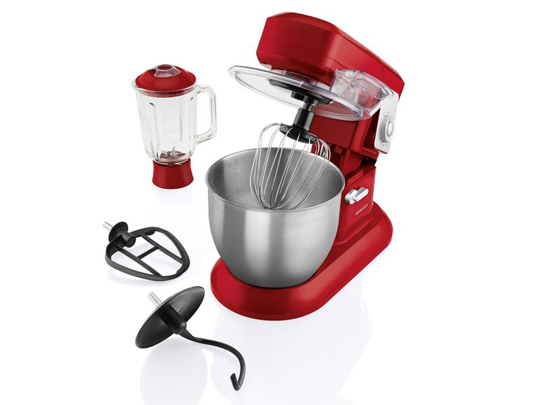 Silvercrest Küchenmaschine Rot – Home Sweet Home