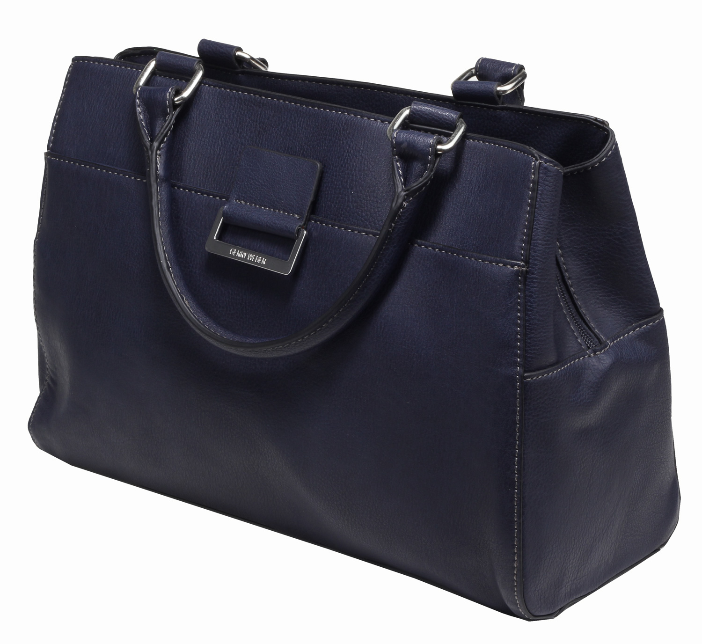 gerry weber lemon mix shopper tasche handtasche blau. Black Bedroom Furniture Sets. Home Design Ideas
