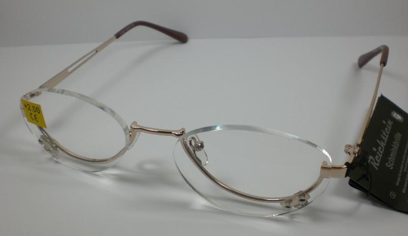 schminkbrille lesebrille make up brille 2 0 3 5 diop schminkhilfe ebay. Black Bedroom Furniture Sets. Home Design Ideas
