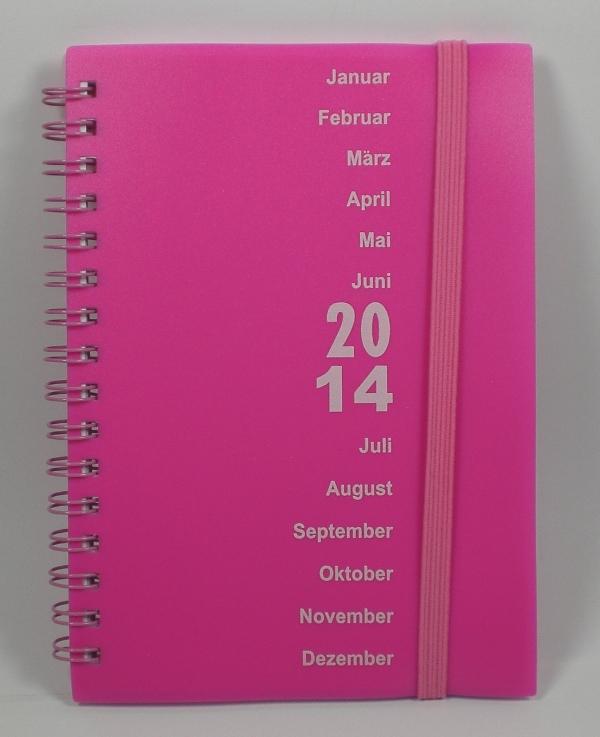 taschenkalender 2014 terminplaner organizer timer kalender. Black Bedroom Furniture Sets. Home Design Ideas