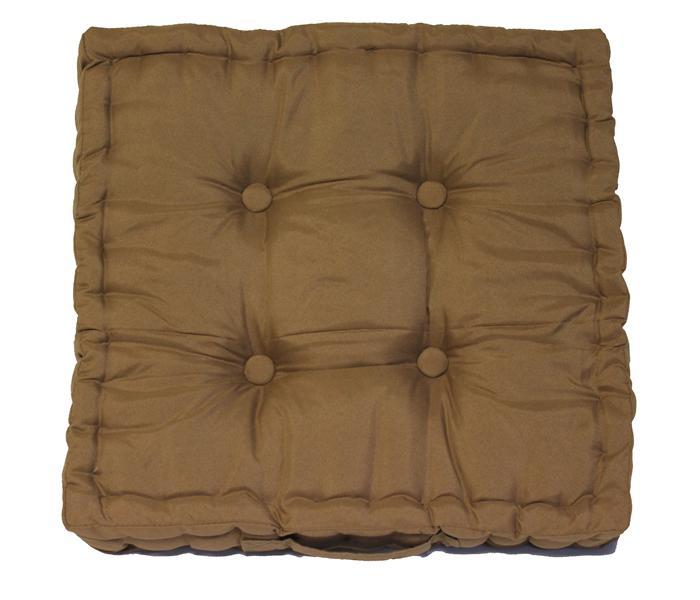 matratzenkissen sitzkissen stuhlkissen moderne uni farben kissen auflage 40x40 ebay. Black Bedroom Furniture Sets. Home Design Ideas