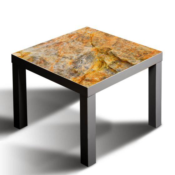 gsmarkt glasbild glasplatte f r ikea lack tisch 55x55. Black Bedroom Furniture Sets. Home Design Ideas