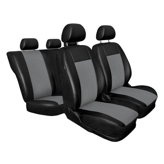 nissan micra grau universal sitzbez ge sitzbezug autositz. Black Bedroom Furniture Sets. Home Design Ideas