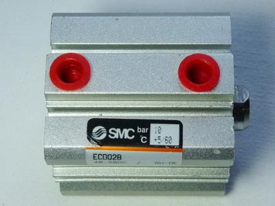 SMC Kompaktzylinder ECDQ2B, 40-20DC