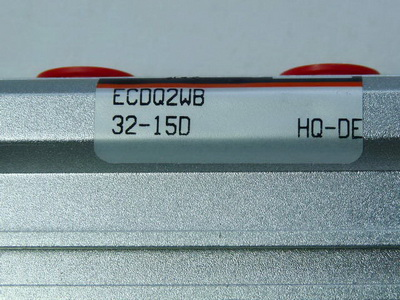 SMC Kompaktzylinder ECDQ2WB, 32-15D, HQ-DE