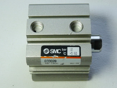 SMC Kompaktzylinder ECDQ2B, 40-10DC, GU-DE
