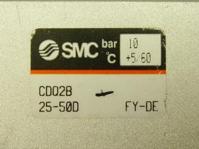 SMC CDQ2B Kompaktzylinder 25-50D