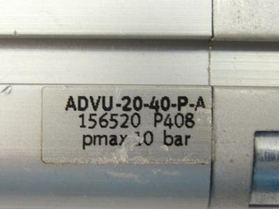 Festo ADVU-20-40-P-A Kompaktzylinder 156520