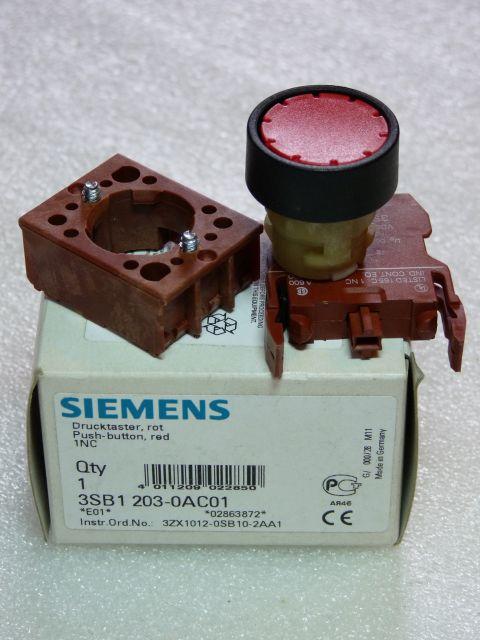 Siemens 3SB1203-0AC01 Drucktaster