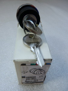 Telemecanique ZB4 BG1 Schlüsselschalter