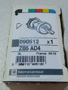 Telemecanique ZB5 AD4 Wahlschalter