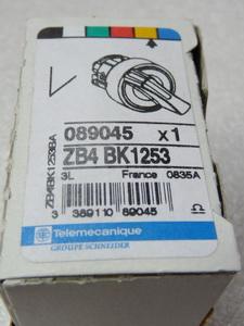 Telemecanique ZB4 BK1253 Leuchtwahlschalter