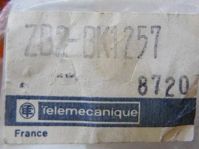 Telemecanique ZB2-BK1257 Wahlschalter