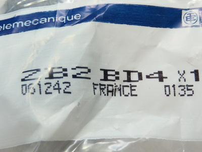 Telemecanique ZB2 BD4 061242 Wahlschalter