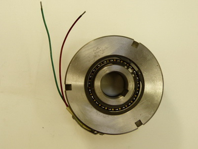 ZF EKR 10 Elektromagnetkupplung 24V 56W  Ø außen: 134 mm   Ø innen: 35 mm  H: 71