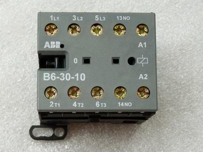 ABB Kleinschütz B6-30-10 GJL1211001R8100 12 A 300 Vac ungebraucht in Originalver