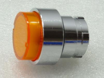 Telemecanique ZB2-BW15 Drucktaster orange ungebraucht