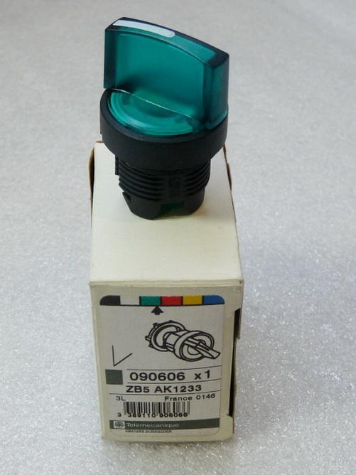 Telemecanique ZB5 AK1233 Leuchtwahlschalter