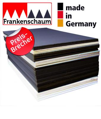 schaumstoff polster platten schaumgummi zuschnitt 1 12cm rg17 rg35 ebay. Black Bedroom Furniture Sets. Home Design Ideas